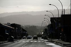 SPAIN GALICIA 17DEC11 - Scenery on the road in Galicia, Spain...jre/Photo by Jiri Rezac..© Jiri Rezac 2011