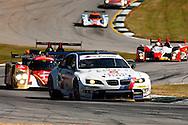 #56 BMW Motorsport BMW M3 GT: Dirk Mueller, Joey Hand, Andy Priaulx