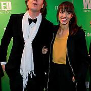NLD/Scheveningen/20111106 - Premiere musical Wicked, Gijs Staverman en …………