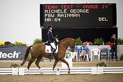 George Michele (BEL) - FBW Rainman<br /> Alltech FEI World Equestrian Games <br /> Lexington - Kentucky 2010<br /> © Hippo Foto - Leanjo de Koster