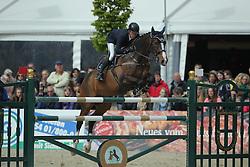 Schafer Armin Jun, (GER), Eddi 102<br /> CSI4* Qualifikation DKB-Riders<br /> Horses & Dreams meets Denmark - Hagen 2016<br /> © Hippo Foto - Stefan Lafrentz