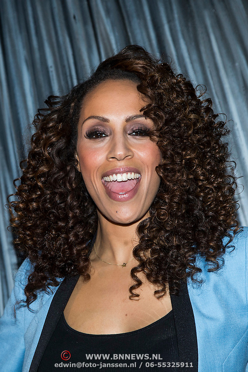 NLD/Amsterdam/20140415 - DVD presentatie Ladies of Soul, Glennis Grace