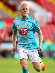 Will Hughes of Derby County - Mandatory by-line: Matt McNulty/JMP - 27/07/2016 - FOOTBALL - Bramall Lane - Sheffield, England - Sheffield United v Derby County - Pre-season friendly
