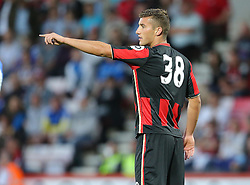 Baily Cargill of Bournemouth - Mandatory by-line: Paul Terry/JMP - 07966386802 - 31/07/2015 - SPORT - FOOTBALL - Bournemouth,England - Dean Court - AFC Bournemouth v Cardiff City - Pre-Season Friendly