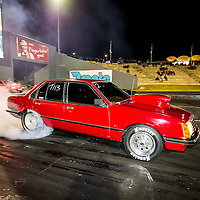 Shot at the Cruzin' Magazine Nostalgia Drags at the Perth Motorplex