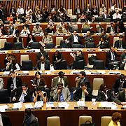 A Very Long UN Meeting, 2007.