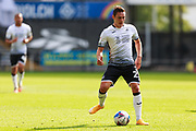 Swansea City defender Connor Roberts (23) during the EFL Sky Bet Championship match between Swansea City and Birmingham City at the Liberty Stadium, Swansea, Wales on 19 September 2020.