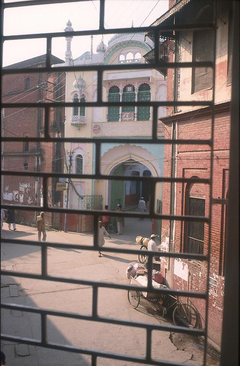 photo : Nadav Neuhaus..root of the Taliban.India , October2001...Darul-uloom-Deoband based at Saharanpur, 300 km north west of Indian capital New Delhi in Uttar Pradesh state..