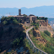 Civita di Bagnoregio, Italy<br />