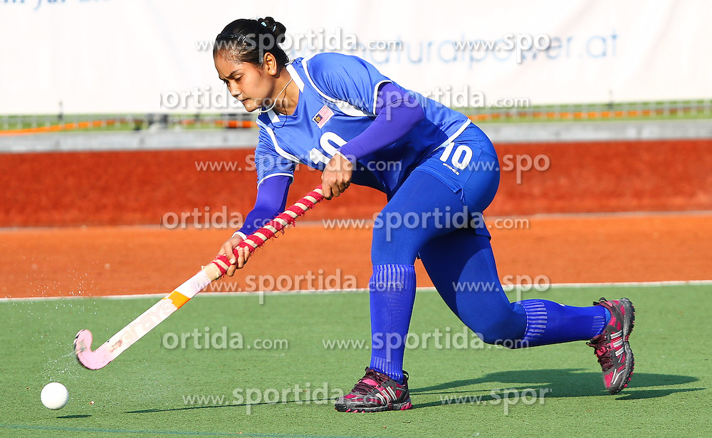 13.05.2011, Hockeystadion Wien 2, Wien, AUT, FIH Champions Challenge II, Malaysien vs Oesterreich, im Bild Saad Siti Shahidah, (Malaysien, MYS, #10) ,  EXPA Pictures © 2011, PhotoCredit: EXPA/ T. Haumer