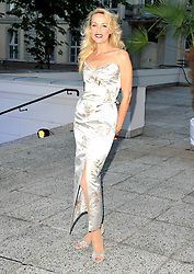 Jerry Hall attends the Raffaello Summer Day 2013 at Kronprinzenpalais, Berlin, Germany. Friday June 21, 2013. Picture by Schneider-Press / John Farr / i-Images.<br /> UK &amp; USA ONLY