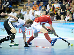 BERLIN - Indoor Hockey World Cup<br /> Final: Germany - Austria<br /> foto: Dominic Uher <br /> WORLDSPORTPICS COPYRIGHT FRANK UIJLENBROEK