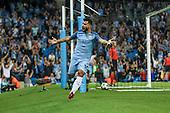 Manchester City v Borussia Monchengladbach 140916