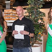 NLD/Amersfoort/20180830 - Boekpresentatie van Nicky Opheij  'On a Mission', Rahima Dirkse en Nicky Opheij