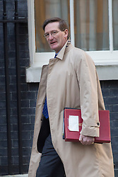 © licensed to London News Pictures. London, UK 15/10/2013. Attorney General Dominic Grieve attending to a cabinet meeting in Downing Street on Tuesday, 15 October 2013. Photo credit: Tolga Akmen/LNP