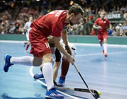 BERLIN - Indoor Hockey World Cup<br /> Quarterfinal 2: Austria - Poland<br /> foto: Bartosz Zywiczka <br /> WORLDSPORTPICS COPYRIGHT FRANK UIJLENBROEK