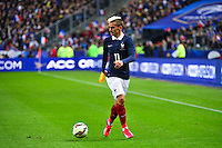 Antoine GRIEZMANN - 26.03.2015 - France / Bresil - Match Amical<br />