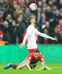 MANOLA GABBIADINI  SOUTHAMPTON FC, EFL Cup Final, Manchester United v Southampton FC, Wembley Stadium Sunday 26th February 2017