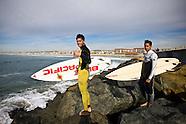 20091228 - Redondo Breakwater Surfing