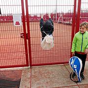 April 13, 2016 - 16:21<br /> The Netherlands, Amsterdam - Tennisclub IJburg