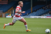 Doncaster Rovers Midfielder, James Coppinger breaks during the Sky Bet League 1 match between Bury and Doncaster Rovers at the JD Stadium, Bury, England on 9 April 2016. Photo by Mark Pollitt.