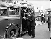 Turas go h-Átha Cliath 27th april 1961<br />