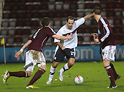 Dundee's Gary Harkins - Hearts v Dundee in the Clydesdale Bank, Scottish Premier League at Tynecastle.. - © David Young - www.davidyoungphoto.co.uk - email: davidyoungphoto@gmail.com
