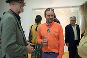 RICHARD STRANGE; GAVIN TURK, The Years, Gavin Turk<br /> Private view:  , Ben Brown Fine Arts, 12 Brooks Mews, London, W1. 25 April 2013.