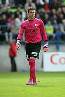 Remy VERCOUTRE - 09.05.2015 -  Caen / Lyon  - 36eme journee de Ligue 1<br />Photo : Vincent Michel / Icon Sport