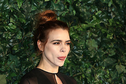 © Licensed to London News Pictures. 13/11/2016. London, UK, Billie Piper, Evening Standard Theatre Awards, Photo credit: Richard Goldschmidt/LNP
