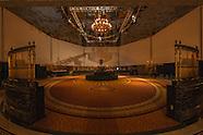 2016 04 24 Gotham Hall 360 deg screen setup for Tribeca FF closing event