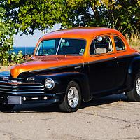1947 Ford Mercury Monarch Street Rod