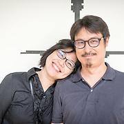 Wang Wan Ting ( 王婉婷) and Huangti Lin (林煌迪)- Taiwan
