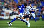 Birmingham City v Bolton Wanderers - 15 August 2017