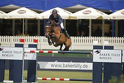Wulschner, Holger, BSC Cha Cha Cha<br /> Hamburg - Hamburger Derby 2015<br /> Baker Tilly Roelfs Trophy<br /> © www.sportfotos-lafrentz.de/Stefan Lafrentz