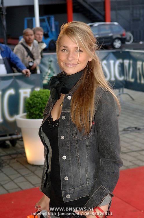 NLD/Rotterdam/20060522 - Uitreiking Musical Awards 2006, Gaby Blaaser