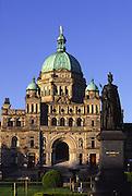 Parliment Bldg. Victoria, British Columbia, Canada<br />