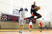 2014 Toronto Raptors Training Camp Vancouver