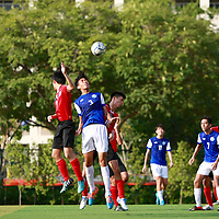 2016 National A Div Football: MJC vs HCI