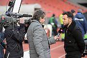22.11.2015; Zurich; Fussball Super League - FC Zuerich - FC Lugano; <br />Davide Chiumiento (Zuerich) <br />(Andy Mueller/freshfocus)