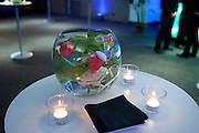 LA Philharmonic reception, Fountain room, Barbican. 27 January 2011 -DO NOT ARCHIVE-© Copyright Photograph by Dafydd Jones. 248 Clapham Rd. London SW9 0PZ. Tel 0207 820 0771. www.dafjones.com.