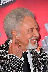 Sir Tom Jones during The Voice press launch, The Soho Hotel, London, United Kingdom, London, United Kingdom, March 11, 2013. Photo by Nils Jorgensen / i-Images...Contact..Andrew Parsons: 00447545 311662.Stephen Lock: 00447860204379