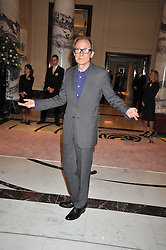BILL NIGHY at a party to celebrate the relaunch of the Langham Hotel, Portland Place, London on June 10th 2009.