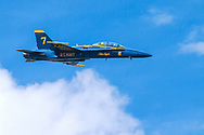 Blue Angels Up Close & Personal - Blue Angels Jet #7