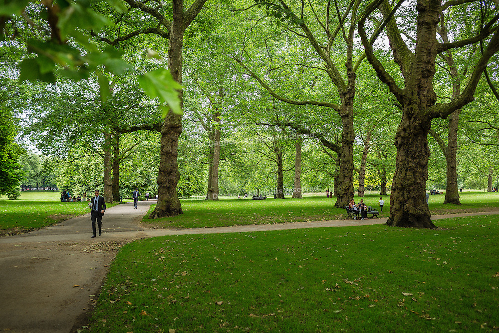 Green Park - London, England, 2016