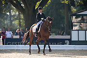 Laura Moelvig - Atterupgaards Wolfgang<br /> FEI World Breeding Dressage Championships for Young Horses 2012<br /> © DigiShots
