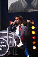 The 2017 Hyundai Mercury Prize Show.<br /> Thursday 14th September 2017.<br /> Eventim Apollo, London.<br /> Photo Credit: John Marshall, JM Enternational.