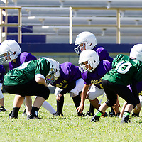 Berryville 3rd & 4th Grade Mighty Mite vs. Yellville (09-12-15)