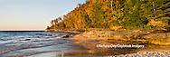 64776-010.09 Miners Beach Pictured Rocks National Lakeshore, MI