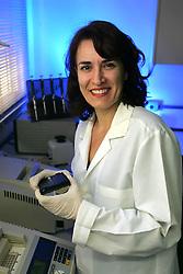 Maria Cátira, professora de biologia molecular  da UFRGS. Departamento de Genética. FOTO: Jefferson Bernardes/Preview.com